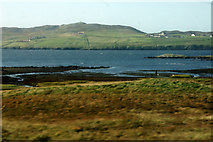 HU3666 : Houb at Burravoe, Brae by Mike Pennington