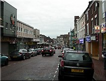 SO9490 : Dudley High Street by Mike Faherty