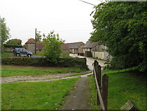 SU8518 : Church Farm Bepton by Dave Spicer