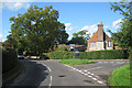 TQ3048 : Crab Hill Lane junction by Oast House Archive
