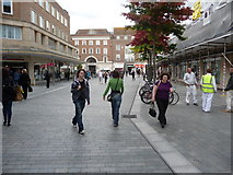 SX9292 : Exeter : Bedford Street by Lewis Clarke