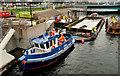 J3474 : Dredging the River Lagan, Belfast -  2010/11 (16) by Albert Bridge