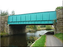 SD8431 : Bridge #130E, Finsley Gate over the L&L Canal by Ian S