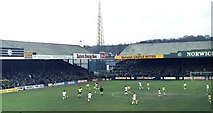TG2407 : Carrow Road Stadium in 1981 by Steve Daniels