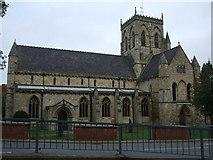 TA2609 : St James Church Grimsby by Richard Hoare