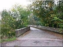 NS7354 : The Old Avon Bridge by Robert Murray