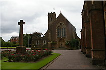 SS9712 : Tiverton: Blundell's School, the Chapel by Christopher Hilton