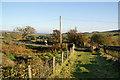 SD6815 : Path crossing Egerton Road by Bill Boaden