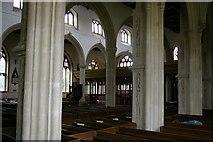ST0207 : Cullompton Church by Christopher Hilton