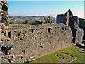 SO3716 : Top of White Castle - 3 by Trevor Rickard