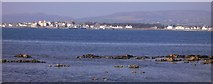 SC2667 : View across Castletown Bay from Langness by Shazz
