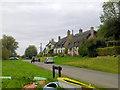 TL3370 : Houses on Holywell Front, Needingworth by Bob Emm