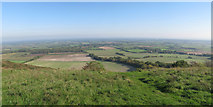 TQ4905 : View from South Downs by Oast House Archive