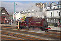 SH5738 : Palmerston at Porthmadog Harbour station by John Firth