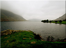 NY1618 : Crummock Water from Hause Point by Andy Beecroft