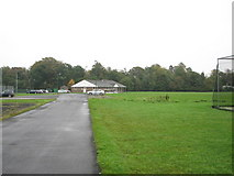NZ2288 : Morpeth Cricket Club pavilion by Willie Duffin