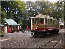SC4384 : Tram number 20 at Laxey Station by Shazz