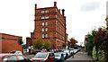J3476 : Jennymount Mill, Belfast (1) by Albert Bridge