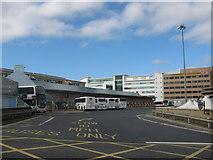 SE1632 : Bradford Interchange Bus Station by Stephen Armstrong