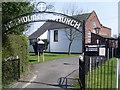 SU8796 : Cryers Hill Methodist Church by David Hillas