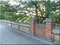 TQ3370 : Old station entrance, Crystal Palace by Malc McDonald