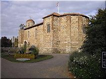 TL9925 : Colchester Castle by PAUL FARMER