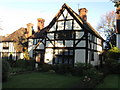 SO8897 : Half timbered House, Castlecroft Gardens by Alex McGregor