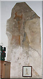 TG4802 : All Saints' church in Belton - medieval wall painting by Evelyn Simak