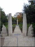 TQ3179 : The Tibetan Peace Garden by Rod Allday