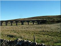 SD7992 : Dandry Mire viaduct by David Brown