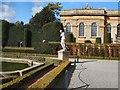 SP4416 : Statue in Italian Gardens by Paul Gillett
