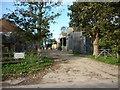 SE9633 : Riplingham Grange Farm by Ian S