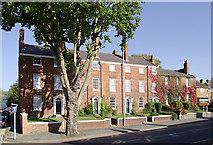 SO9098 : Georgian housing in Tettenhall Road, Wolverhampton by Roger  Kidd