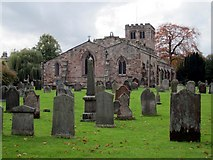NY6820 : St Lawrence's Church, Appleby-in-Westmorland by Andrew Curtis