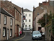 NY6820 : High Wiend, Appleby in Westmorland by Andrew Curtis