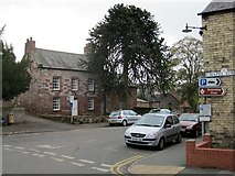 NY6820 : Holme Street, Appleby in Westmorland by Andrew Curtis