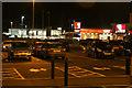 NT2274 : Craigleith shopping centre by Mike Pennington