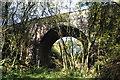 SK7605 : Tilton on the Hill Railway Bridge by Ashley Dace