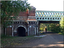 TQ1977 : Chiswick Rail Bridge by Eirian Evans