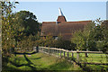 TQ8045 : Oast House at Hawkenbury Farm, Hawkenbury Road Hawkenbury, Kent by Oast House Archive