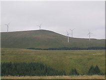 NS6202 : Windy Standard from Wedder Hill by jim muir