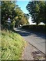 SJ6752 : The road to Willaston by Margaret Sutton