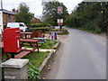 TM3679 : The Street & The Ex-Post Office Postbox by Geographer
