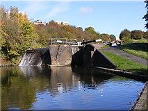 SO9186 : Nine Locks View by Gordon Griffiths