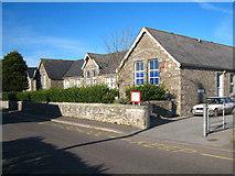 SW6637 : Troon Community Primary School by Rod Allday