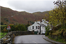 NY3915 : The A592 through Patterdale by Bill Boaden