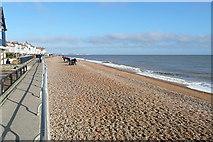 TR3752 : Deal beach by Graham Horn