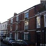 TA1767 : Town house, High Street, Bridlington Old Town by Stefan De Wit