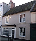 TA1767 : House with shop front, High Street, Bridlington Old Town by Stefan De Wit