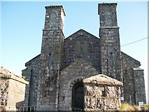 SH1727 : Eglwys Newydd, Aberdaron by Eric Jones